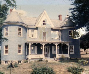 Farm house built in 1813